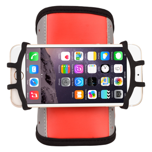 Hotest Unisex Yoga Fitness Sport Running Sport Arm Armband Bag Case Cell Mobile phone PVC Rotating Armband