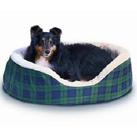 Luxury Pet Bed Soft Sherpa Dog Beds