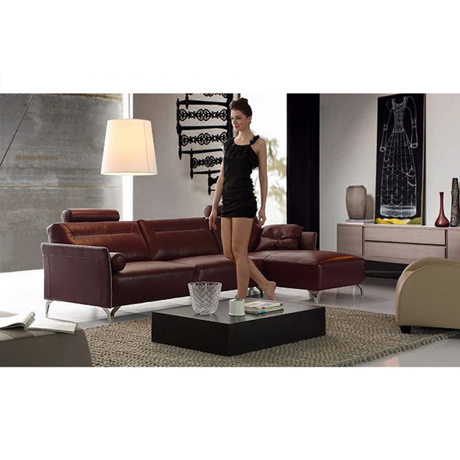 European style italy leather sofa modern - Buy sofa modern, leather ...