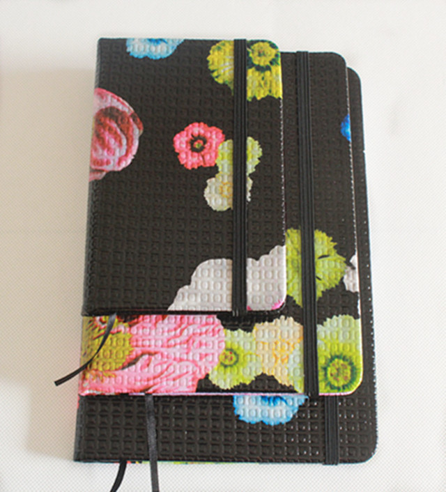 PVC leather notebook (1)