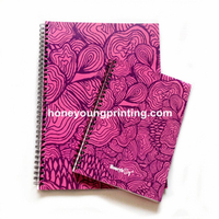 Eye care inner paper notebook for student with fancy design