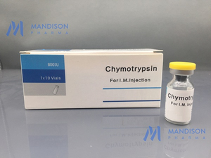 Chymotrypsin For Injection