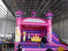 Best Commercial Cinderella Inflatable Castle for Kids