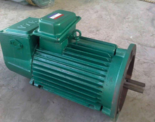 YZR Three Phase Electric motor for crane hoist and machinery