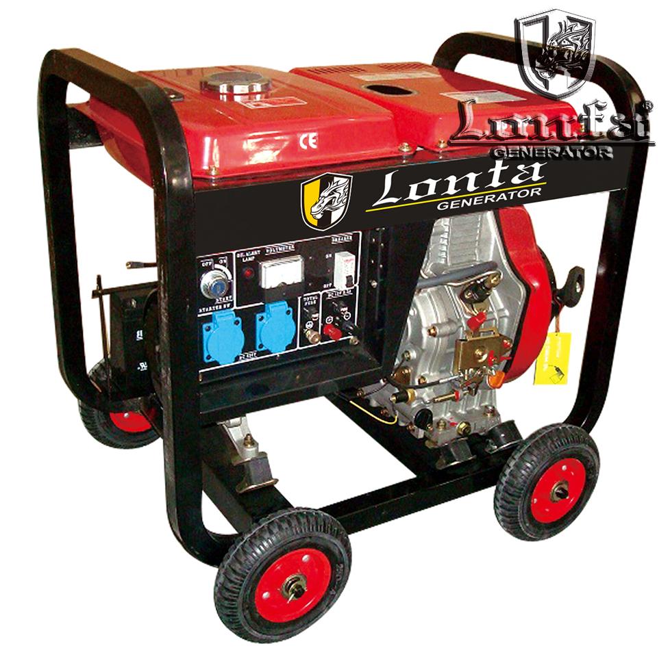 honda diesel generator. 5.5KVA OPEN TYPE DIESEL GENERATOR (LF3800/5800DCE-D) Honda Diesel Generator