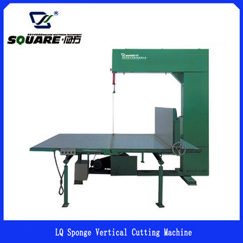 LQ Sponge Vertical Cutting Machine