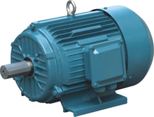 Cast Iron Frame - Standard Efficiency - IE1 Three Phase Motor