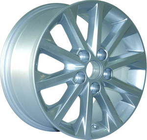 W0612 Toyota CARMRY alloy wheel Replica Alloy Wheel / Wheel Rim