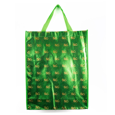 PP woven lamination bag for promotion