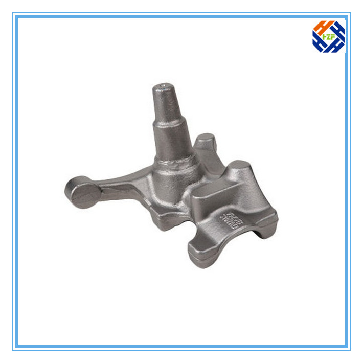 Steel Hot Forged Connector for Cardan Joint-4