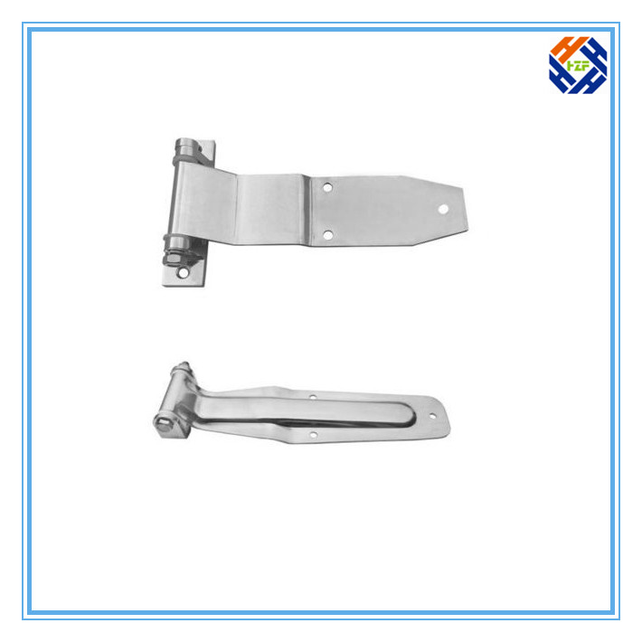 Stainless Steel Truck Hinge with Mirror Polish-3