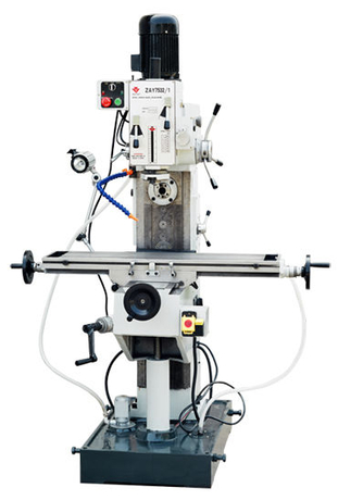 Vertical &Horizontal milling head Drilling Milling Machine ZAY7532-- -ZAY7550