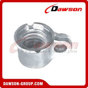 DS-B019A Encofrado Andamio Casting Steel Wing Nut