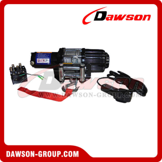 ATV Winch DGS3500-A / DGS4000-A - 電動ウィンチ