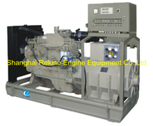 100KW 125KVA 50HZ Cummins emergency generator genset set