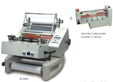 Automatic Hot Roll Film Laminator (YD-360A)