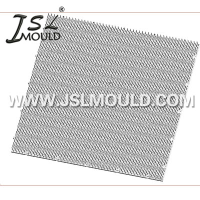 rigid carpet-mould
