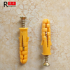 Expansion plug /Yellow Fisher