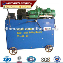 thread rolling machine price/thread roll machine price