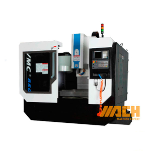 VMC850 Automatic Vertical CNC Milling Machine Center
