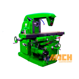 X6140 Manual Vertical Universal Metal Mill Machine