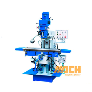 X6332C Variable Speed Universal Vertical Radial Milling Machine