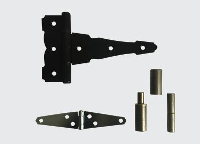 Functional hinges