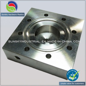 CNC Milling Machining Stainless Parts for Machine Tool (MI14010)