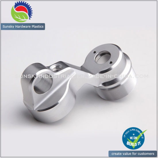 New Design Custom CNC Machined Motorcycle Part (AL12020)