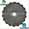 Black Coating Aluminum Alloy Die Casting for E Bike (AL12109)