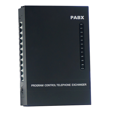 Small Business PABX PBX system with cheap price MD series