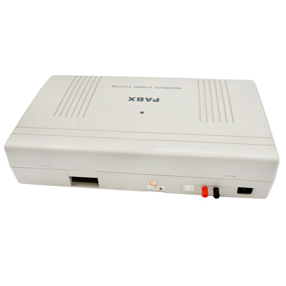 PABX Telephone System PABX 48 extensions PBX for hotel (1696 series)