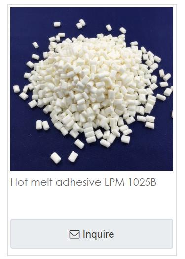 Hot melt adhesives 1025B 20180918
