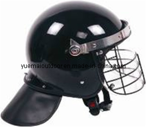 Ar-15 High Quality Police Anti-Riot Helmet with Metal Grid
