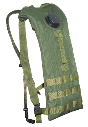 Military and Army TPU Hydration Bladder for Hydration Backpack