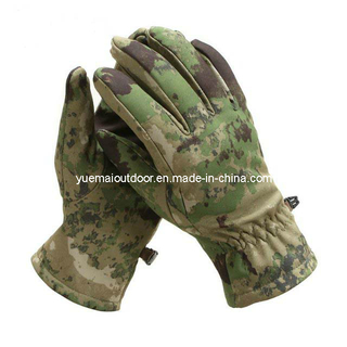 Military Tactical Softshell Gloves