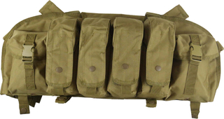 Military Pistol Magazine Bag
