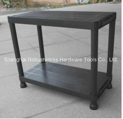 3 Tiers Plastic Storage Shelf (6030P-3T)
