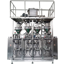 high speed powder stick packing machine