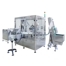 jar can tin spice filling sealing & capping machine