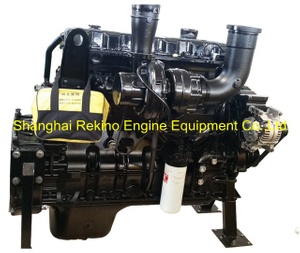 DCEC Cummins QSZ13-C550-30 Construction industrial diesel engine motor 550HP 1900RPM