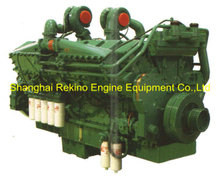 CCEC Cummins KTA50-G9 G drive diesel engine motor for generator genset 1384KW 1800RPM