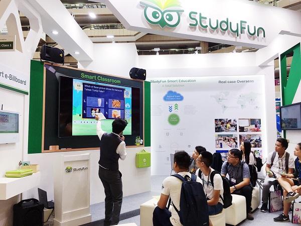 StudyFun-Computex Taipei 2017-1