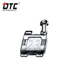 DTC Ceramic Self-Ligating Brackets