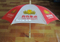 Custom Car Logo Cheap Promotional Gift Polyester Straight Umbrella