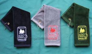 Golf Game Cotton Velvet Golf Towel