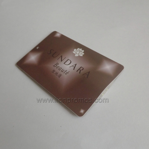 Hot Marketing Events Gifts Card Shade PVC LED Magnet Flashlight