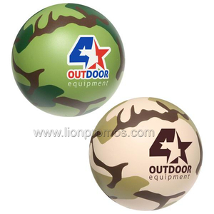 Custom Logo Promotional PU Ball Stress Reliever