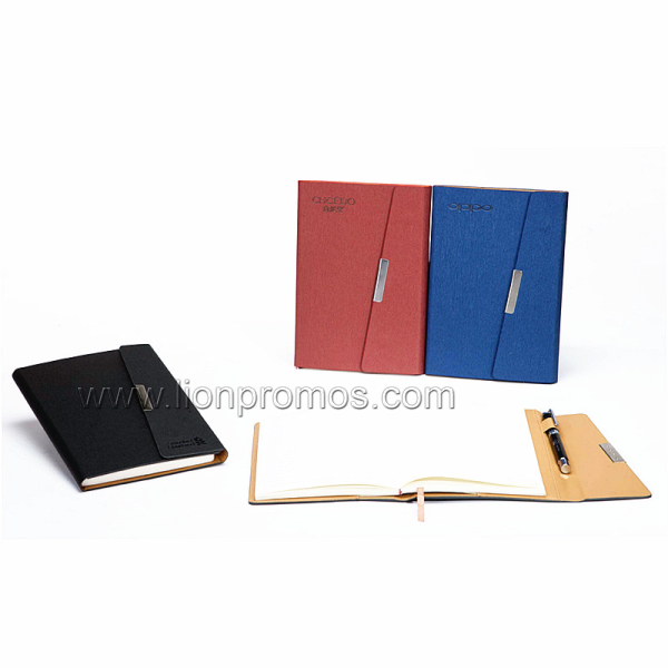 "Private Logo Business Executive Gift 7"" Schedule Organizer Note Book"