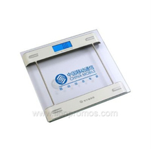 Telecom Promotional Glass Platform Health Scale